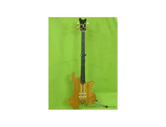 Beauxdoux Guitarras Pedro Aznar Bass Original