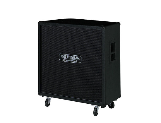 Mesa Boogie 4x12 Recto Traditional Straight Cabinet