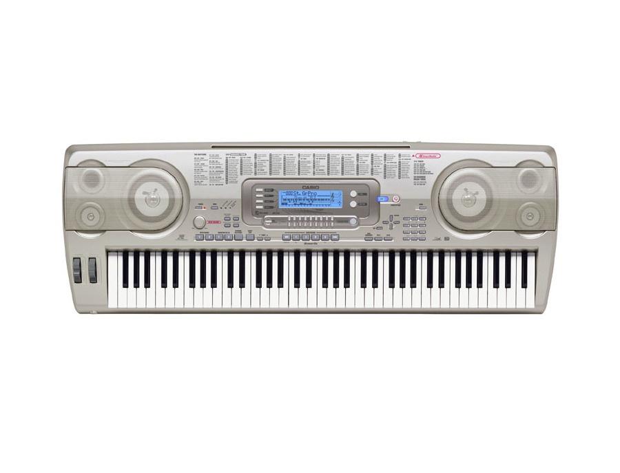 Casio WK-3700