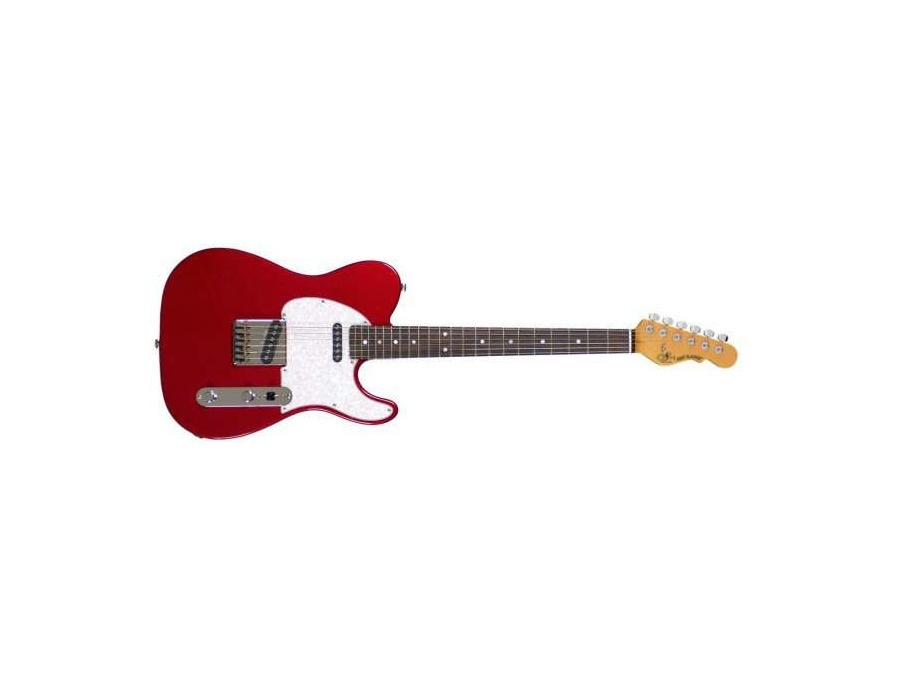 G&L ASAT Classic Candy Apple Red