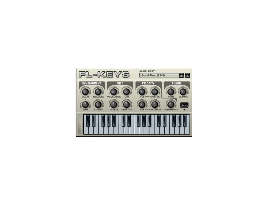 Image-Line FL-Keys