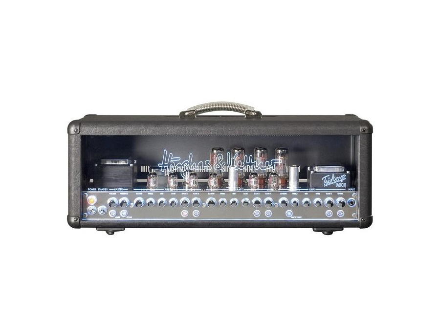Hughes & Kettner TriAmp MK II Guitar Amplifier Head
