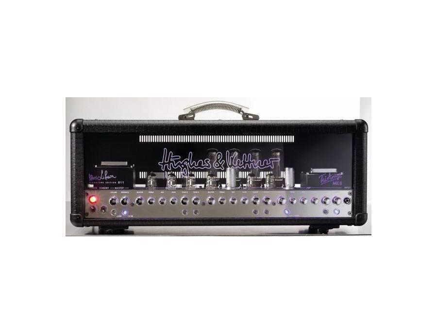 Hughes & Kettner Triamp MK II Guitar Amplifier Head Alex Lifeson Signature Edition