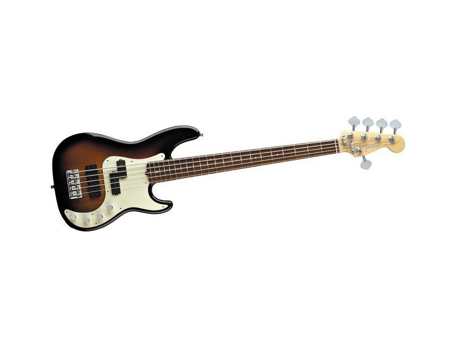 Fender American Deluxe Precision Bass 5 String