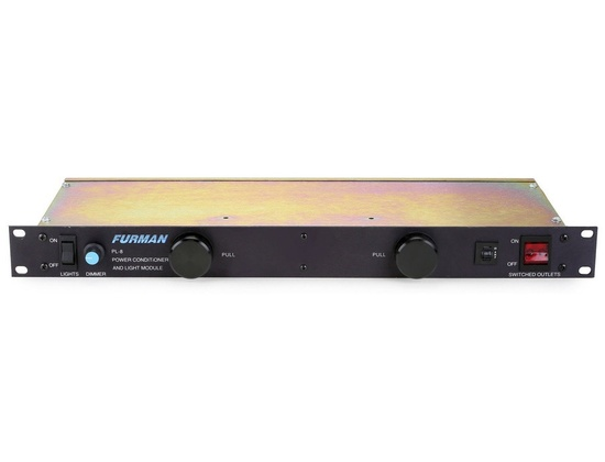 Furman Pl-8 Power Conditioner and Light Module