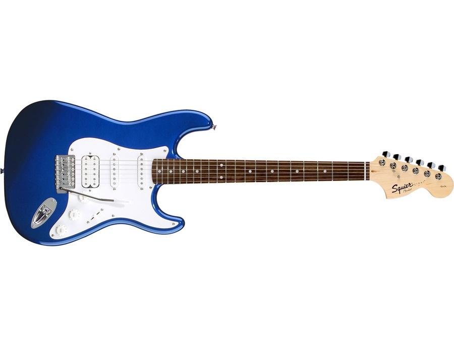 Squier Stratocaster Affinity Series Electric Blue Humbucker