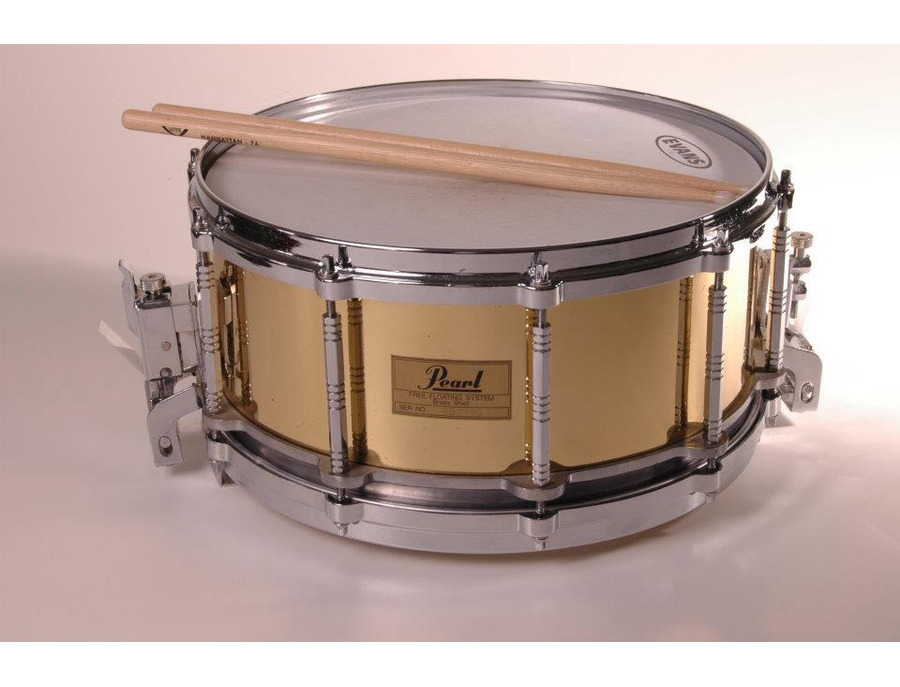 Pearl free floating snare