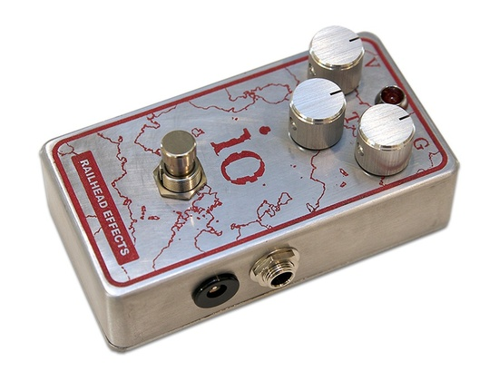 Railhead Effects io Super Distortion