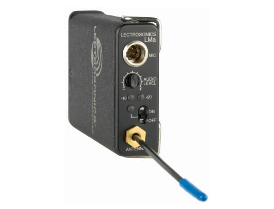 LMa Digital Hybrid UHF beltpack transmitters
