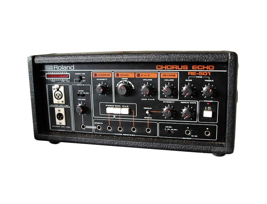 Roland re 501 chorus echo xl