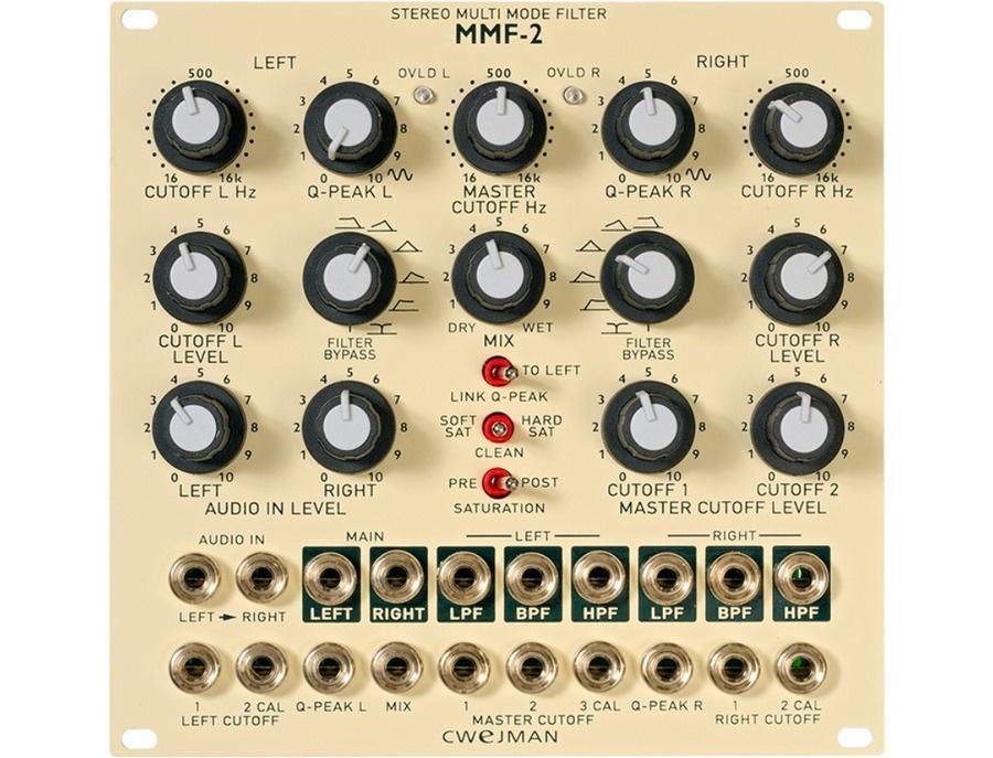 Cwejman MMF-2 Stereo Multi Mode Filter