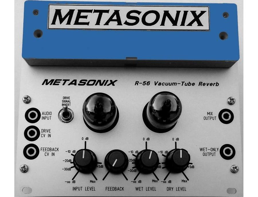 Metasonix R-56 Vacuum-Tube Reverb