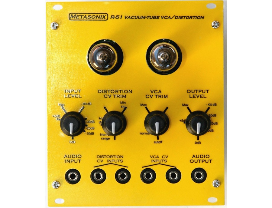 Metasonix R-51Vacuum-Tube VCA/Distortion