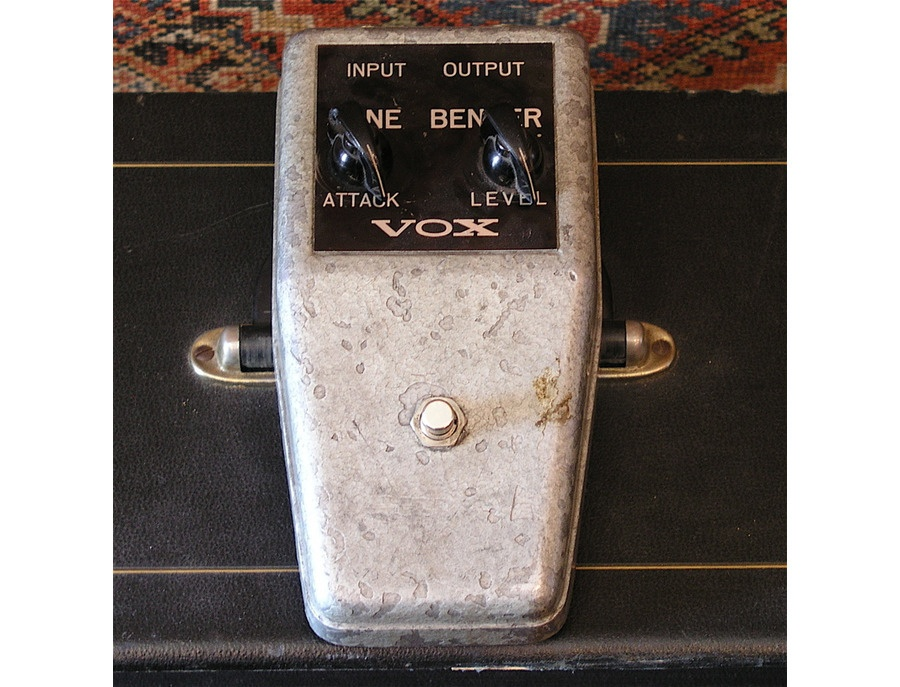 Vox Tonebender Effects Pedal