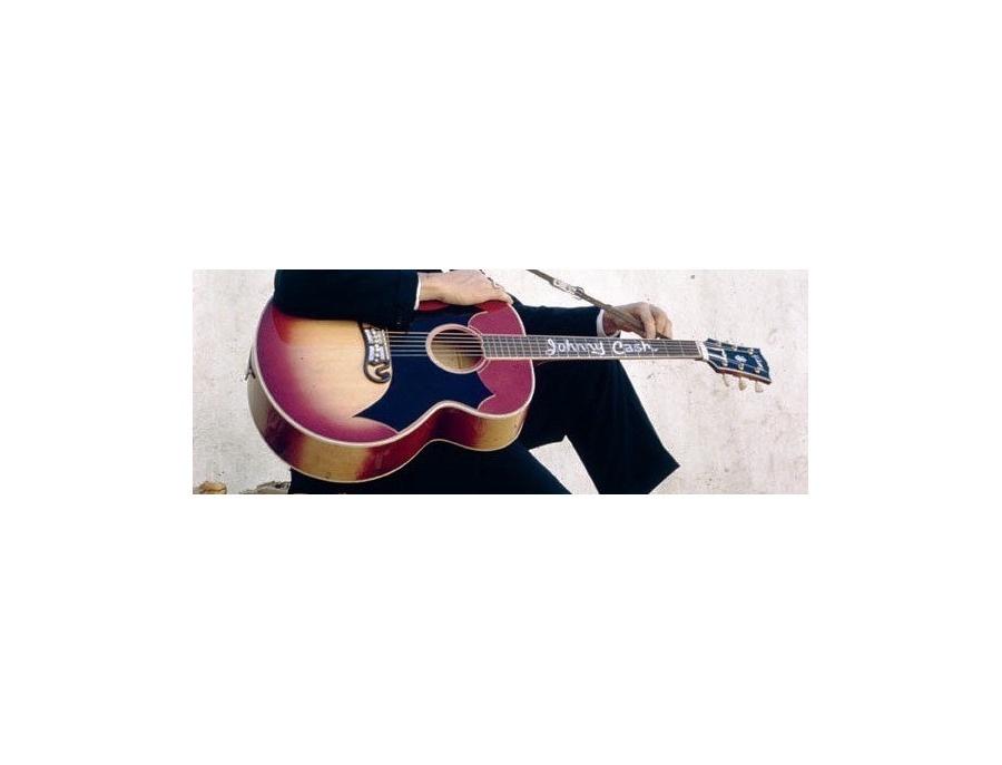 Johnny Cash's Gibson J-200