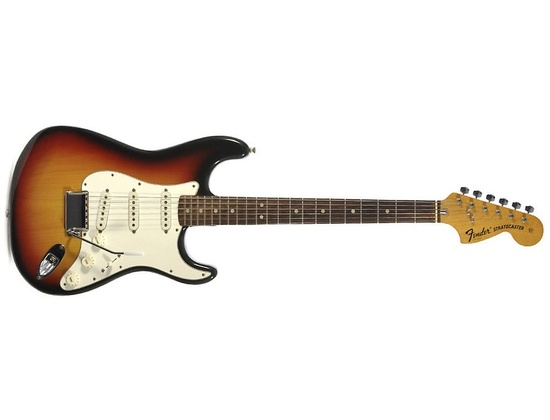 Fender 1973 Stratocaster Electric Guitar