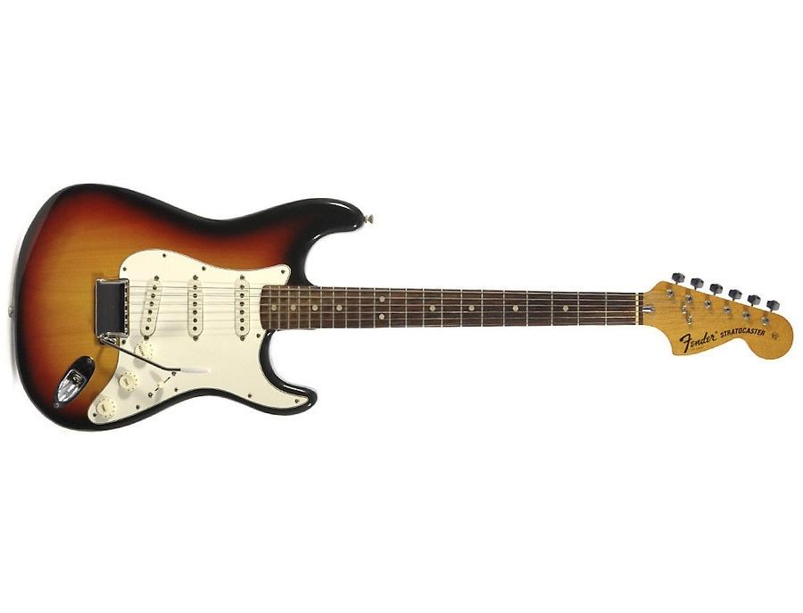Fender 1973 Stratocaster Electric Guitar