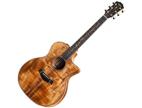 Taylor K24ce Acoustic Guitar