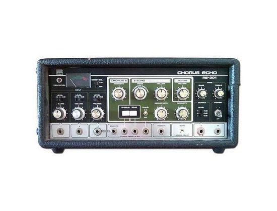 Roland RE-301 Chorus Echo Analog Tape Delay Effect