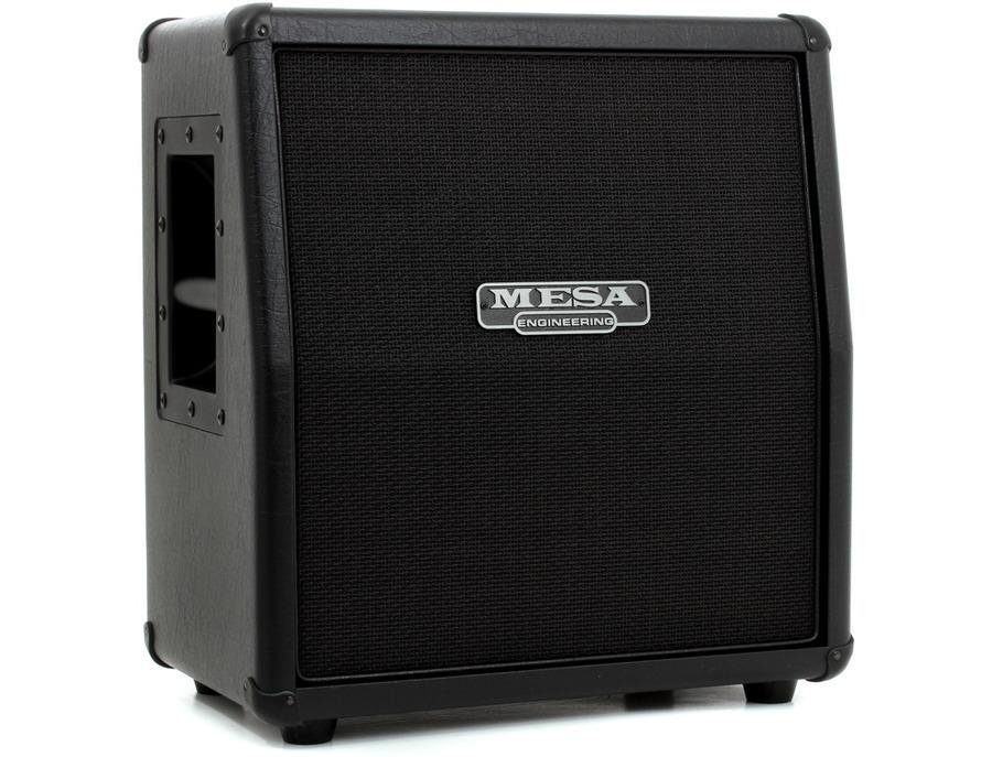 "Mesa/Boogie Mini Rectifier Cabinet - 60W 1x12"" Slant Black"