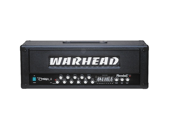 Randall Warhead 2CH 300 Watt Amp Head