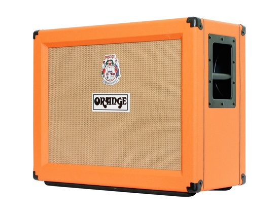Orange Amplifiers 120W 2x12 Open Back Guitar Speaker Cabinet