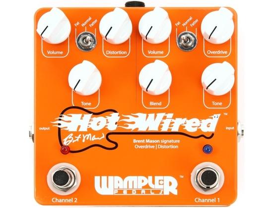Wampler Brent Mason Hot Wired V2