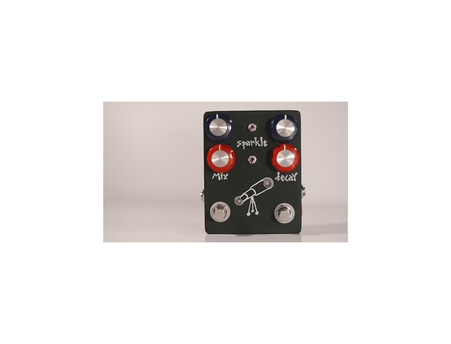 Hungry Robot Pedals Stargazer Reverb Dual Channel
