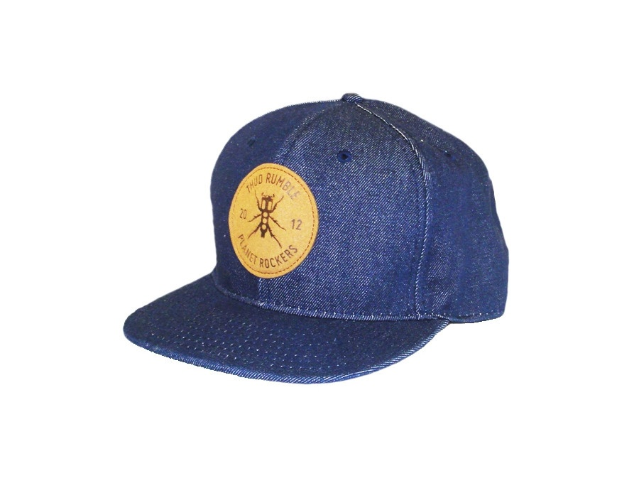 Thud Rumble Planet Rockers Snapback
