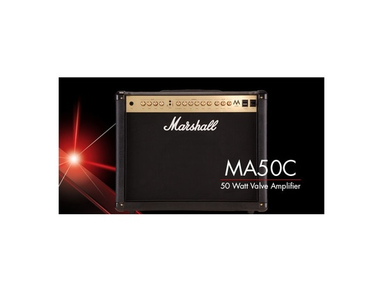 Marshall MA 50c
