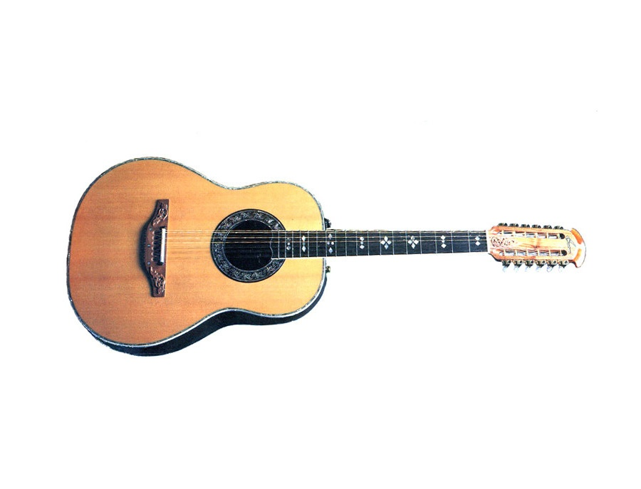 Ovation 12 string 1658 custom legend xl