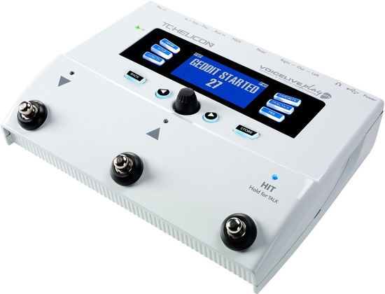 Tc Helicon VoiceLive GTX