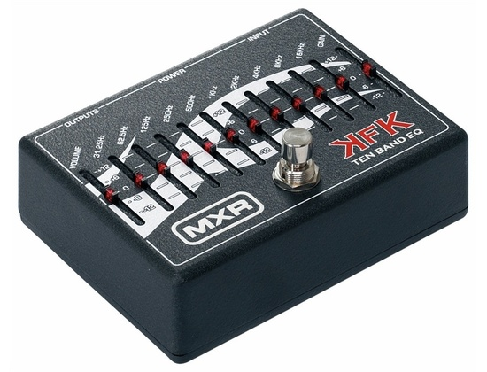 MXR KFK 10 Band EQ