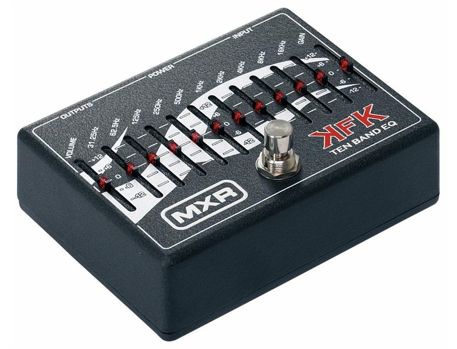 MXR KFK 10 Band EQ