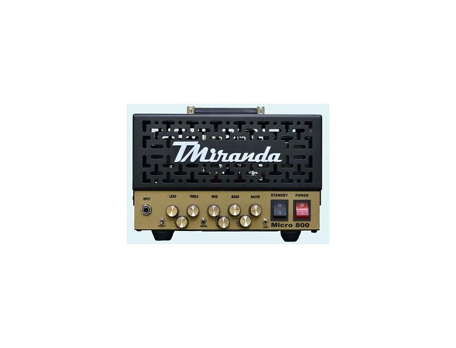 T-Miranda Micro 800(head)