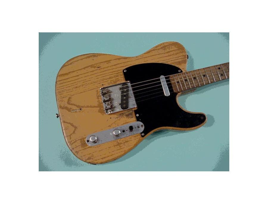 """Fender 1951 Telecaster """"Jimbo"""""""