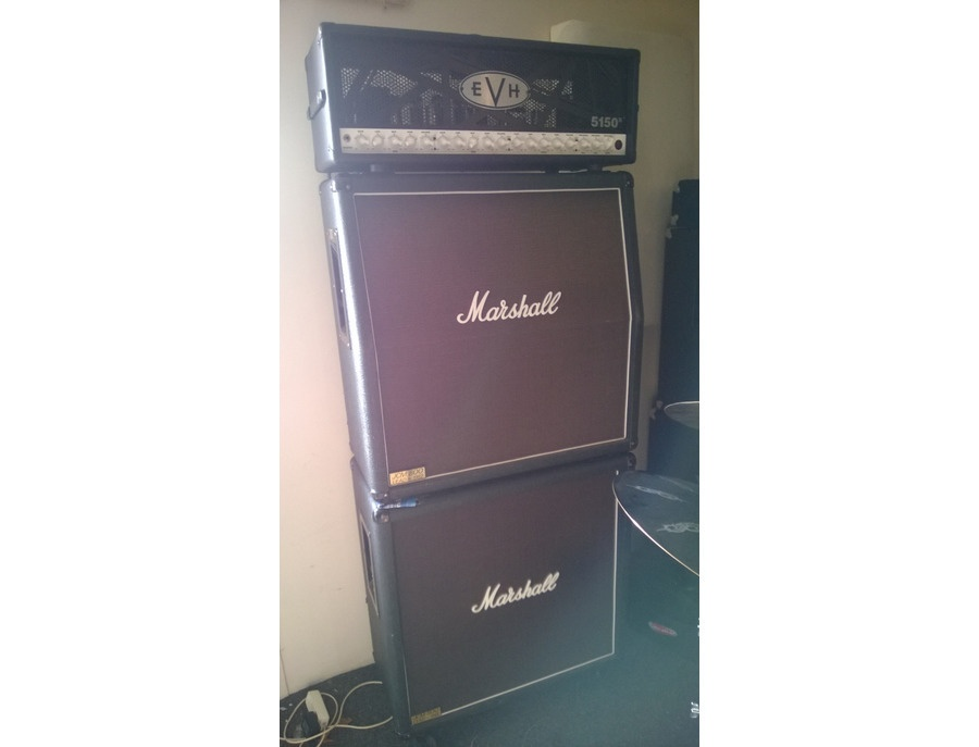 EVH 5150 III With Marshall JCM 800 Lead