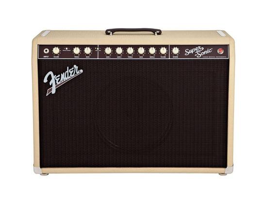 Fender Supersonic 60 Combo Amp