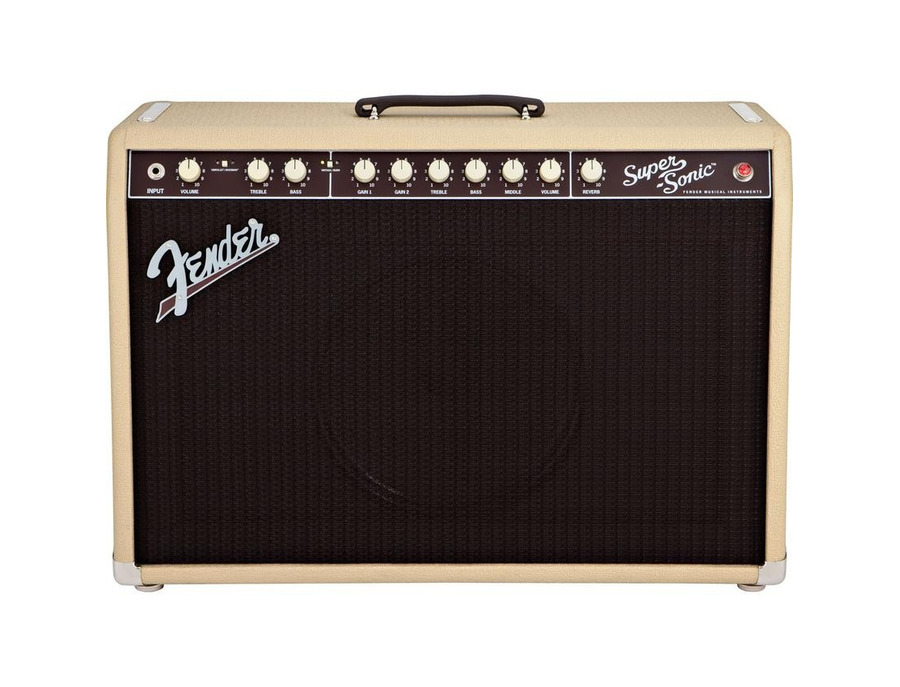 Fender Supersonic 60 Combo Amp