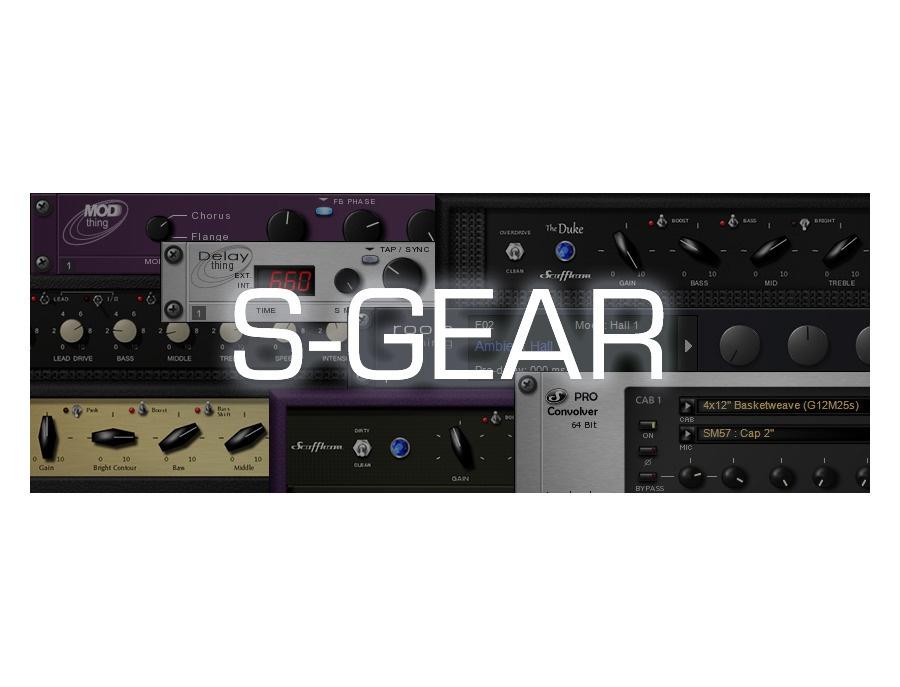 Scuffham Amps S-Gear