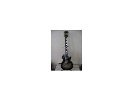 1983 Gibson Silverburst Custom Les Paul (1 Owner) Me.