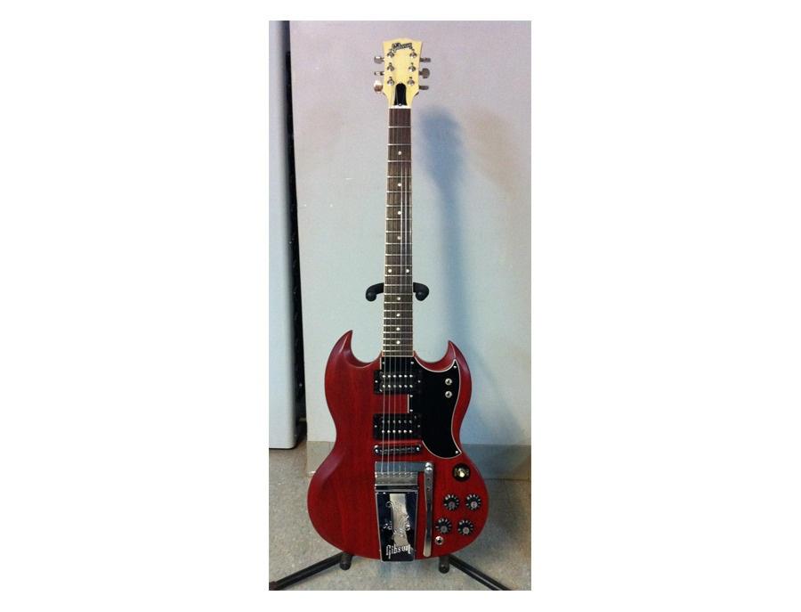 Gibson Frank Zappa SG