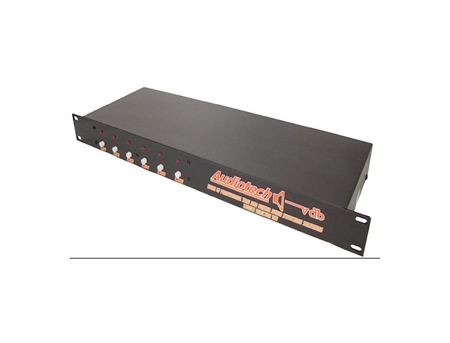 Audiotech Source Selector 1x6