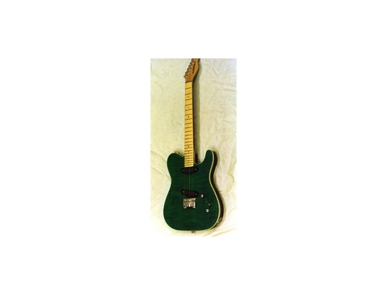 Hamburguitar George Harrison Custom Guitar