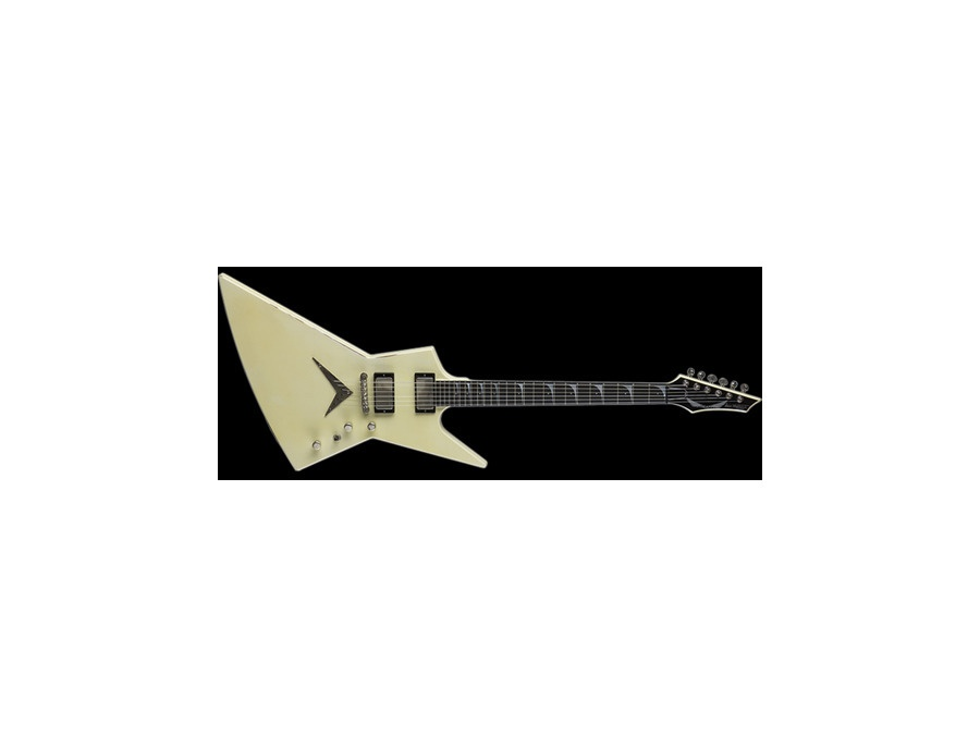 Dean USA Dave Mustaine ZERO Korina Ltd