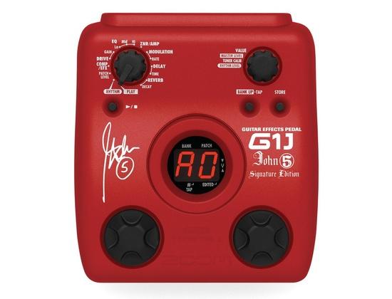 Zoom G1J John 5 Signature Pedal