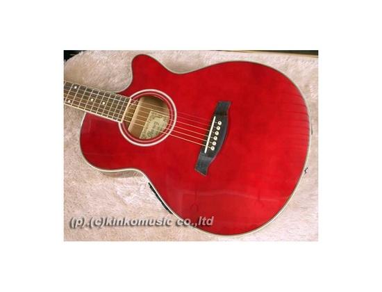 Ibanez AEG15E Red