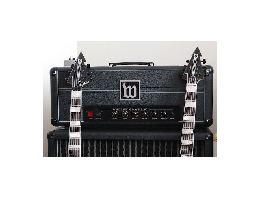 Wylde Audio Master 100 Amp Head