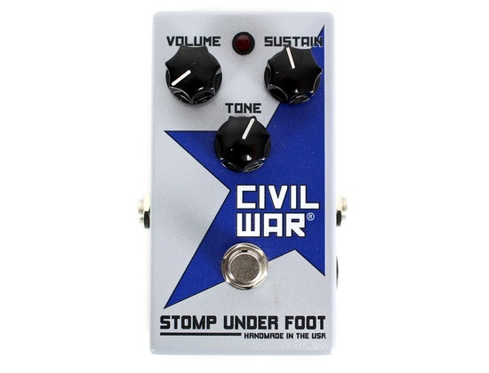 Stomp Under Foot Civil War Fuzz