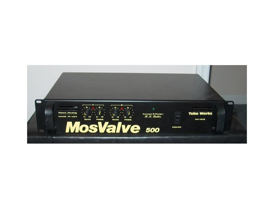 Tubeworks MosValve 500